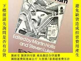 二手書博民逛書店Rationality罕見And RelativismY256260 Lukes, Steven; Holli