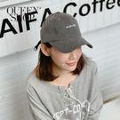 Queen Shop【07020531】草寫字母棒球帽*現+預*