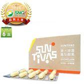 陽光康喜 鳳梨酵素(膠囊)6盒通暢半年組