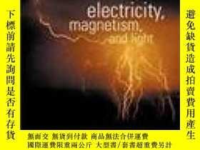 二手書博民逛書店Electricity,罕見Magnetism, And LightY364682 Saslow, Wayne