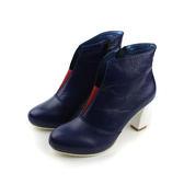 HUMAN PEACE 休閒鞋 藍色 女鞋 no390