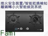 櫻花牌 G2926G智能雙炫火二口玻璃檯面爐
