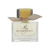 Burberry My-Burberry女性淡香水(tester)90ml【小三美日】※禁空運