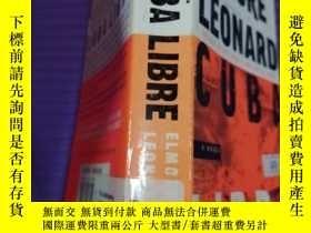 二手書博民逛書店外文書《罕見CUBA LIBRE》 新e架3層Y163703