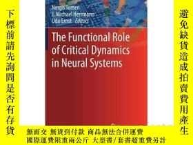 二手書博民逛書店The罕見Functional Role of Critical