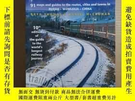 二手書博民逛書店Trans罕見siberian Handbook 俄羅斯西伯利亞火車Y478637 Bryn Thomas T