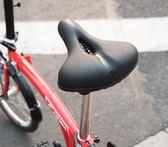 自行車坐墊軟自行車座墊舒適加厚單車配件騎行通用山地車坐鞍座子  琉璃美衣