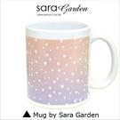 客製 手作 彩繪 馬克杯 Mug 手繪 漸層 愛心 藍粉 咖啡杯 陶瓷杯 杯子 杯具 牛奶杯 茶杯