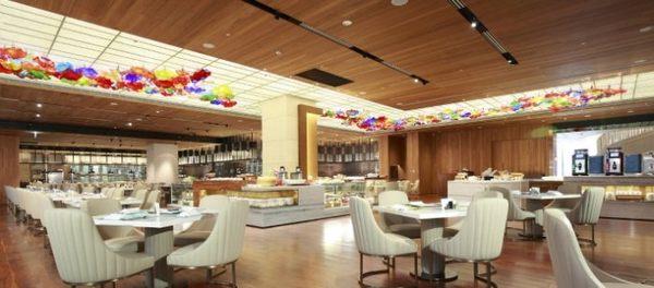 台北美福大飯店-彩匯自助餐廳平日晚餐券