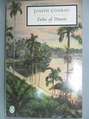 【書寶二手書T4/原文小說_ICD】Tales of Unrest_Joseph Conrad