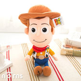 【Q版大頭小身體娃娃 12吋胡迪】Norns 中型布偶 玩具總動員 玩偶 警長Woody 牛仔 正版迪士尼 皮克斯
