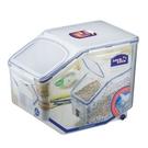 樂扣樂扣米桶密封盒保鮮盒12L附量杯HPL510米箱-大廚師百貨