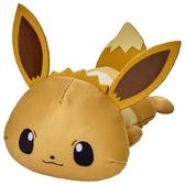 【寶可夢 疊疊樂娃娃】寶可夢 沙包 疊疊樂 滑鼠靠墊 娃娃 伊布 日本正版 該該貝比日本精品