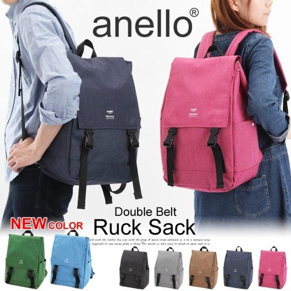 Anello 新色 翻蓋式 後背包 防潑水加工 男包 女包 日本正品  該該貝比日本精品 ☆