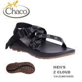【速捷戶外】美國 Chaco CH-ZLM01HE05 運動涼鞋-標準 男款(立方黑)  Z/CLOUD ,戶外涼鞋,運動涼鞋,佳扣
