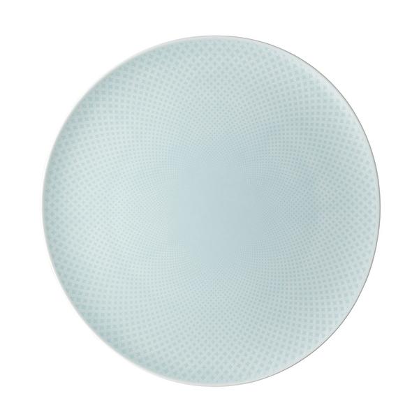 德國 Rosenthal Junto 造型圓盤31.5cm-天青
