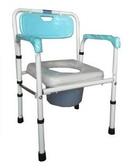 鐵製便器椅(便盆椅)-軟墊FZK4221