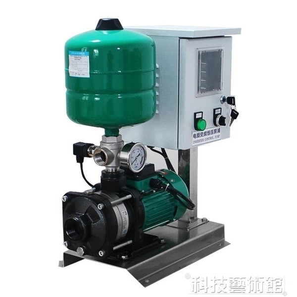 抽水機 德國威樂水泵MHIL803自動變頻增壓泵家用自來水靜音加壓抽水機  DF 交換禮物