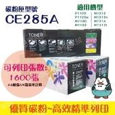 現貨不必等 含稅 副廠 HP CE285A 285 85A 全新碳粉匣 M1212 85 P1102W 1102