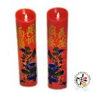 國泰民安LED搖擺充電式蠟燭【十方佛教文物】