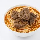 【紅龍】紅燒腱心牛肉麵(牛肉湯600g*2包; 麵220g*2包)