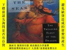二手書博民逛書店WHEN罕見CHINA RULED THE SEAS The T