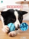 狗狗玩具磨牙耐咬小中型大型犬寵物用品漏食球益智狗咬球金毛解悶 3C優購