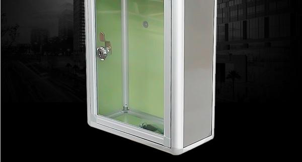 掛牆帶鎖樂捐箱空白無字意見箱透明愛心箱小號投票箱ATF 艾瑞斯居家生活