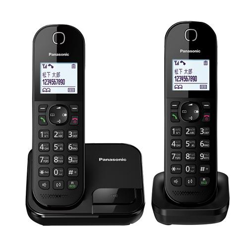 【中文電話簿】國際牌 Panasonic KX-TGC282(TGC282TW) 數位無線雙手機電話【中文功能顯示】公司貨