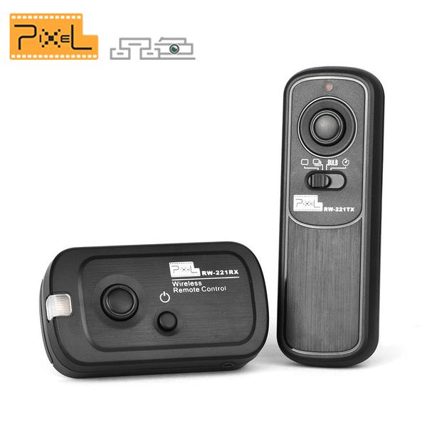 ◎相機專家◎ PIXEL 品色 RW-221 E3 無線快門遙控器 免運 Canon RW221 可參考 TW283 公司貨