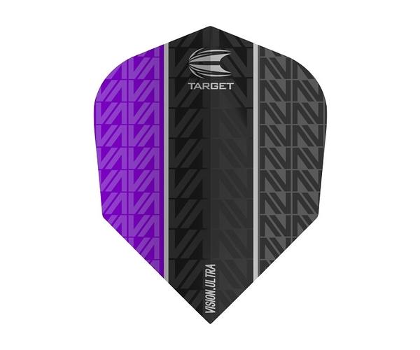 【TARGET】VISION ULTRA VAPOR8 BLACK Shape Purple 333550 鏢翼 DARTS