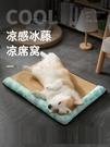 貓窩狗窩小型犬夏天四季通用可拆洗夏季涼席墊寵物貓咪狗狗用品床 LX