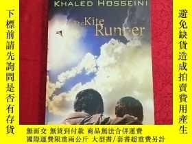 二手書博民逛書店the罕見kite runner(追風箏的人)Y146690