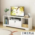 電視柜茶幾組合套裝北歐現代簡約客廳臥室家用簡易小戶型電視機柜【極致男人】