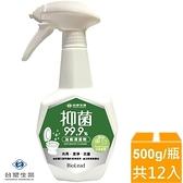 【南紡購物中心】台塑生醫 BioLead 浴廁清潔劑 (500g) X 12入