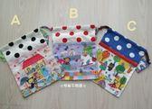 ☆草莓牛奶屋☆日本進口【ECOUTE!】棉布束口袋(M尺寸24*19.5cm)