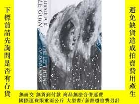 二手書博民逛書店The罕見Left Hand of Darkness 黑暗的左手