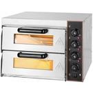 【 220V 】 KING COOK 真酷雙層電力式烤箱 TEP-2S