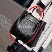 女包2021新款潮手提包大容量女網紅高級感包包斜跨單肩中年媽媽包 快速出貨