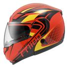 【東門城】ASTONE RT1100 GG23(紅黑) 可掀式安全帽 雙鏡片
