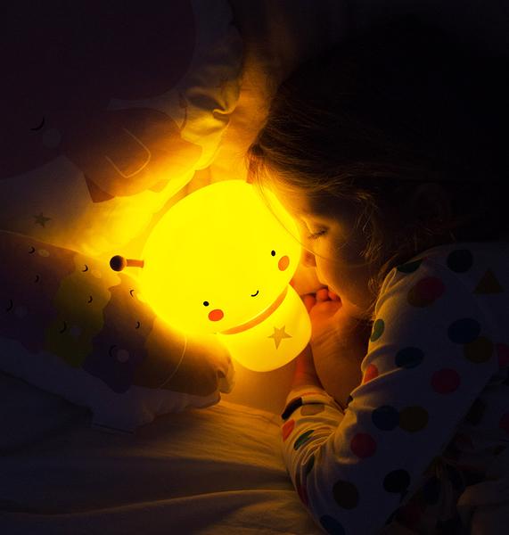 【荷蘭 A little lovely company】療癒蝴蝶充電式夜燈 #RLBUUS09