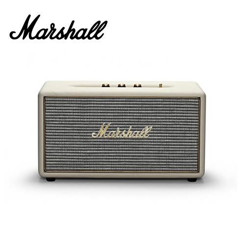 【敦煌樂器】MARSHALL Stanmore Bluetooth 藍芽喇叭音響 奶油白色款
