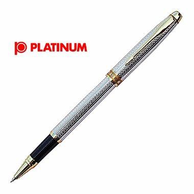 白金牌高級包銀鋼珠筆/WAG-600