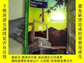 二手書博民逛書店Getting罕見started with paradox 5.0 for windowsY203004