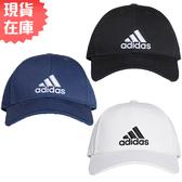 【現貨】Adidas Classic Six-Panel 帽子 老帽 休閒 黑 / 白 / 深藍【運動世界】S98151 / S98150 / DT8563
