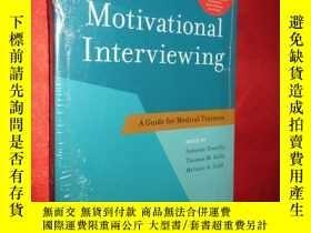 二手書博民逛書店Motivational罕見Interviewing: A Gu