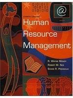 二手書博民逛書店《Human Resource Management (8th