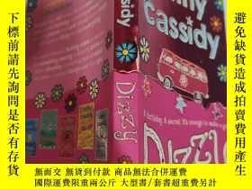 二手書博民逛書店cathy罕見Cassidy dizzy 凱茜卡西迪 頭暈Y200392