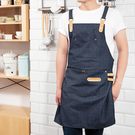 經典單寧工作圍裙-生活工場