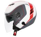 【東門城】ZEUS ZS202FB T43 半罩式安全帽 雙鏡片